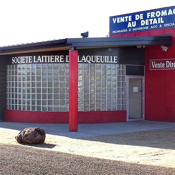 Société Laitière de Laqueuille