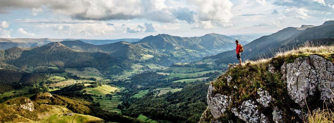 Auvergne Aurillac und Umgebung